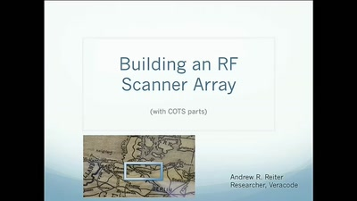Monitoring the Spectrum: Building Your Own Distributed RF Scanner Array