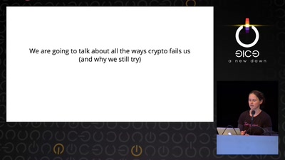 Crypto Tales from the Trenches