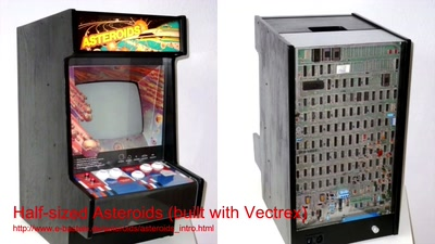 Vector retrogaming