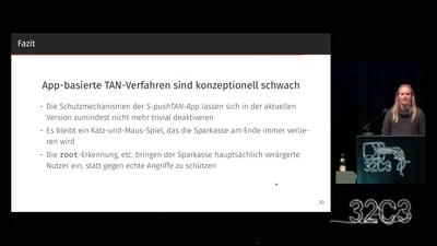 (Un)Sicherheit von App-basierten TAN-Verfahren im Onlinebanking