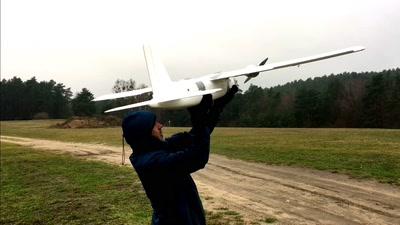 Searchwing - Mit Drohnen leben retten