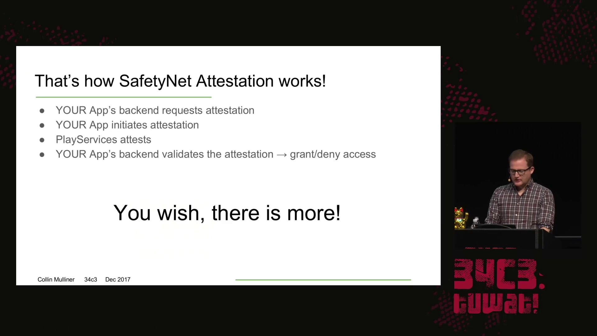 Media Ccc De Inside Android S Safetynet Attestation Attack And Defense