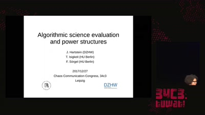 Algorithmic science evaluation and power structure: the discourse on strategic citation and 'citation cartels'