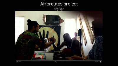 Afroroutes: Africa Elsewhere