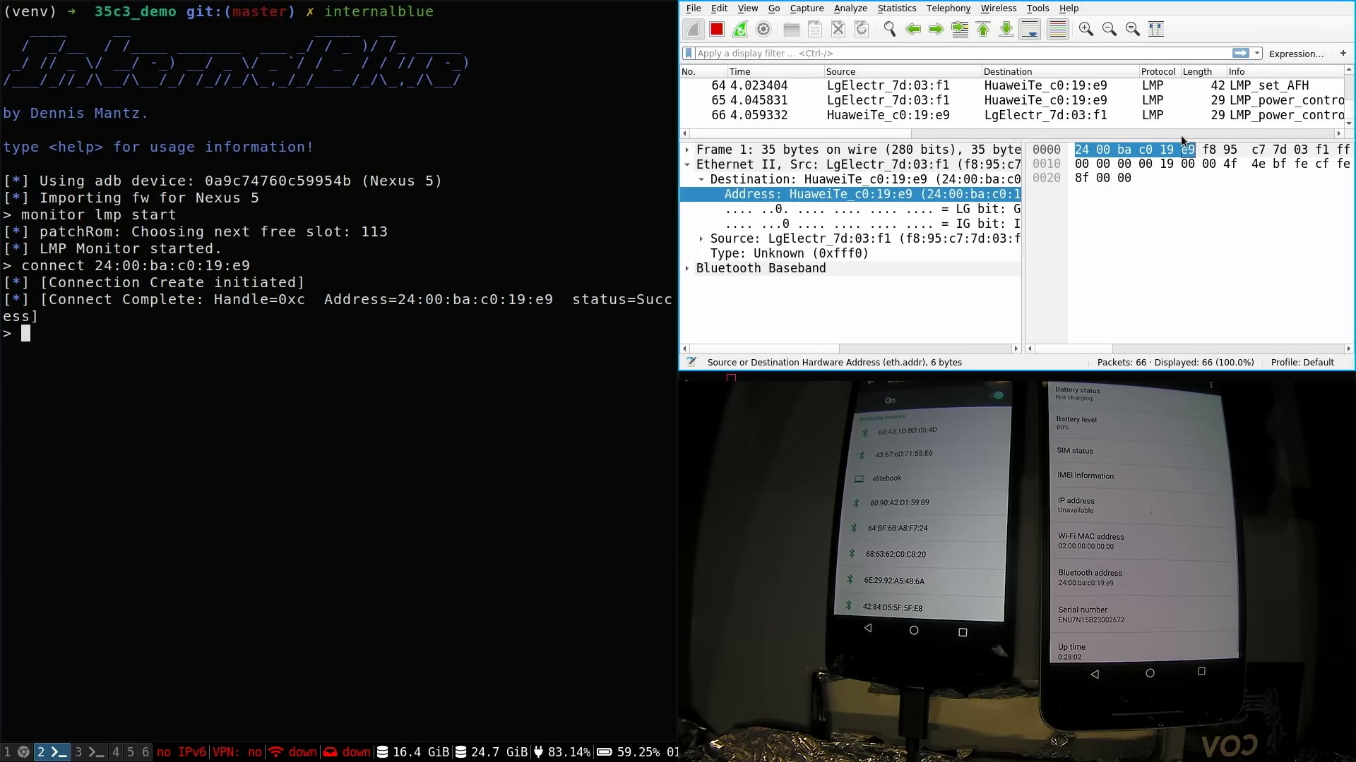 media ccc de - Dissecting Broadcom Bluetooth