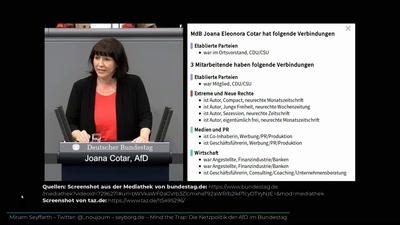 Mind the Trap: Die Netzpolitik der AfD im Bundestag