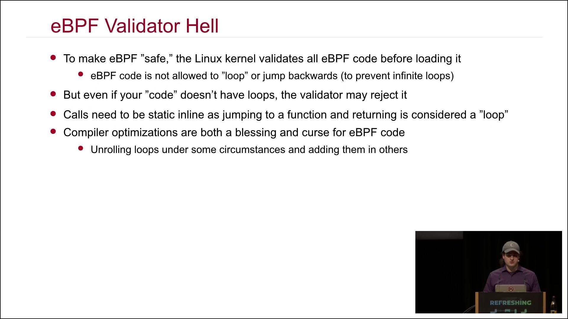 media ccc de - Kernel Tracing With eBPF