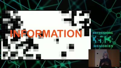 A la recherche de l'information perdue