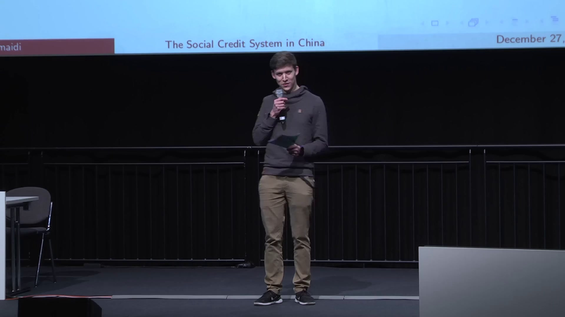"""The"" Social Credit System"