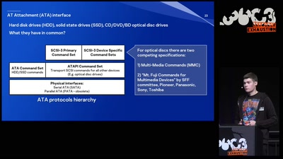 Hacking Sony PlayStation Blu-ray Drives