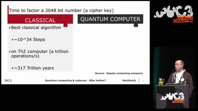 Build you own Quantum Computer @ Home - 99% of discount -  Hacker Style !