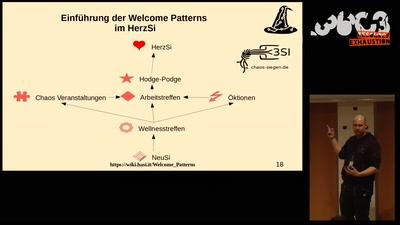 Welcome Pattern - Theorie und Praxis