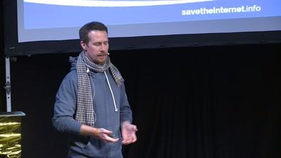 SaveTheInternet - Die Urheberrechtsreform als Zündfunke demokratischer Teilhabe
