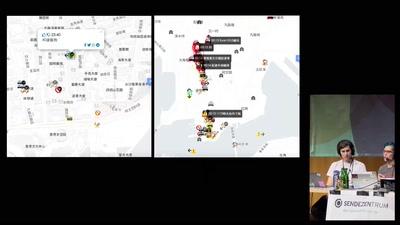 Fernostwärts: Digitale Widerstandsstrategien in Hongkong