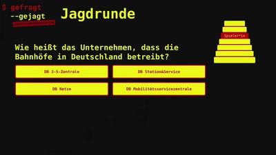 Gefragt - Gejagt: Junghacker*innen Edition