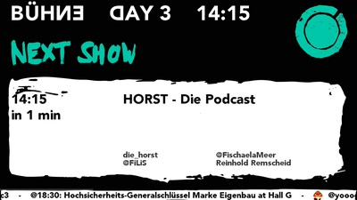 HORST - Die Podcast