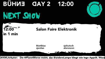 Salon Faire Elektronik
