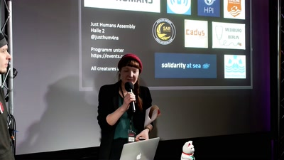 Vorstellung der Assembly Just Humans