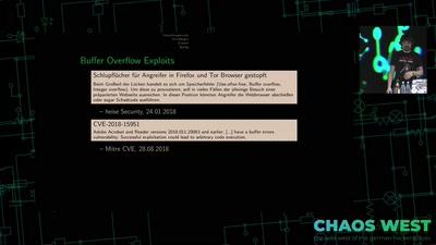 "Stack Buffer Overflow Exploits - Wie ein ""harmloses"" Dokument einen Rechner infizieren kann"