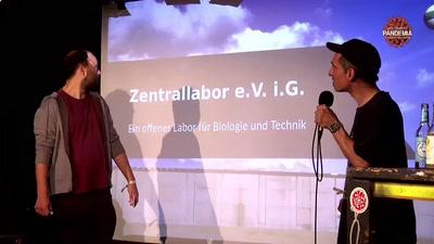Das Zentrallabor - ein offenes Labor für Biologie und Technik