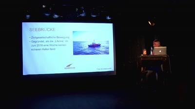 Aktuelle Situation für Flüchtende und Rettungsschiffe im Mittelmeer