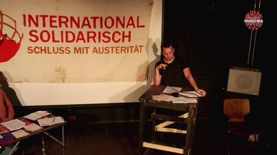 International solidarisch: Schuldenbremse streichen!