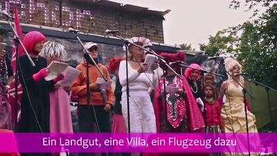 """Videoclips gegen Videoüberwachung 14. Türchen: """"Huljö"""""""