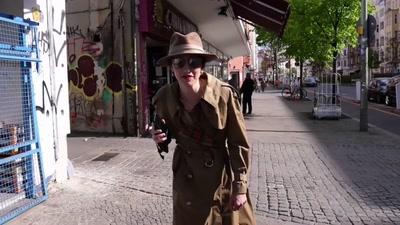 """Videoclips gegen Videoüberwachung 2. Türchen: """"Hermannplatz"""""""