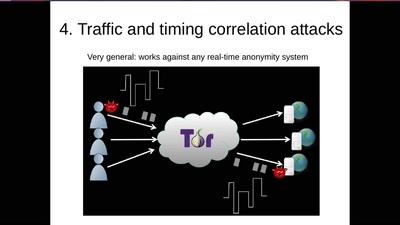 Tor de-anonymization techniques