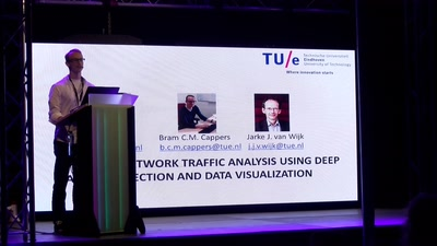 Network Traffic Analysis using Deep Packet Inspection and Data Visualization
