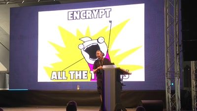 Moving towards fully encrypted web