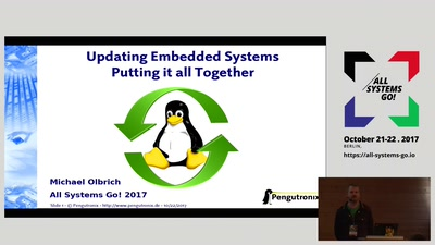 Updating Embedded Systems -- Putting it all Together