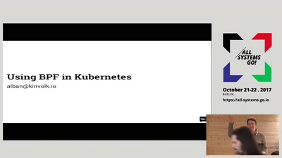 Using BPF in Kubernetes