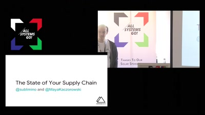 The State of Your Supply Chain