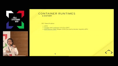 Container Runtimes: draw some lines