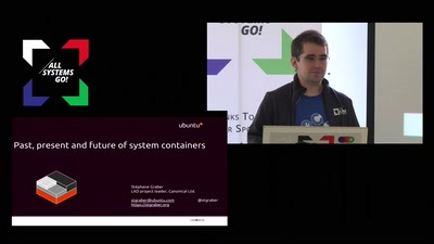 Past, present and future of system containers
