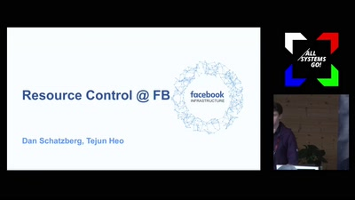Resource control @ Facebook - 2019