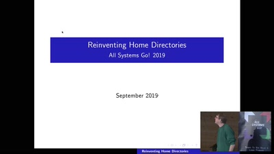Reinventing Home Directories