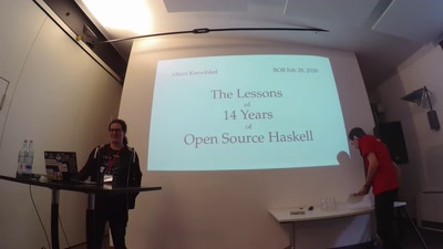 The Lessons of 14 Years of Open Source Haskell