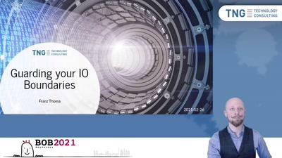 Guarding Your IO Boundaries