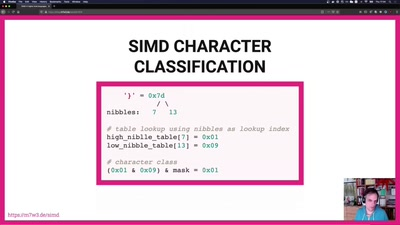 SIMD in Higher Level Programming Languages