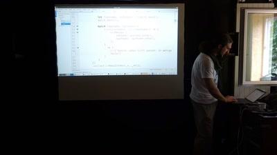 Iteratoren und Stream Processing mit Rust