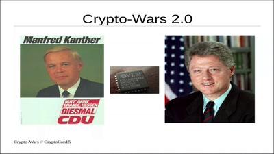 Cryptowars