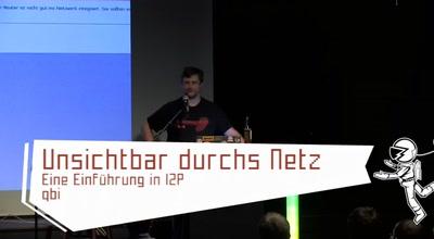 Unsichtbar durchs Netz mit I2P