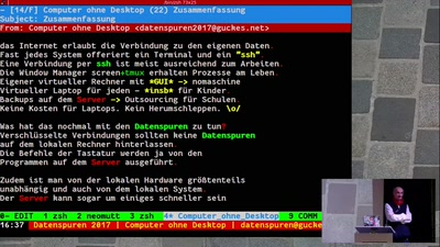 Computer ohne Desktop