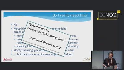 BGP communities 101