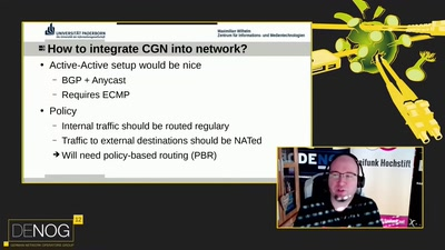 Building your own CGN boxes with Linux