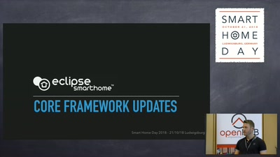 Updates from the Core Framework