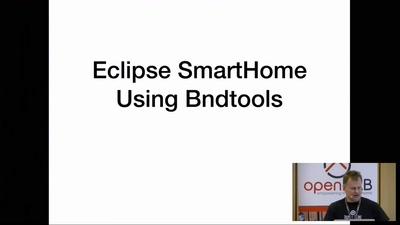 Eclipse SmartHome & Bndtools