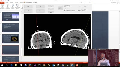 Digital Medical Imaging - from scanner to screen.